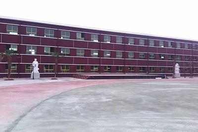 贵州中医药职业学校-教学大楼