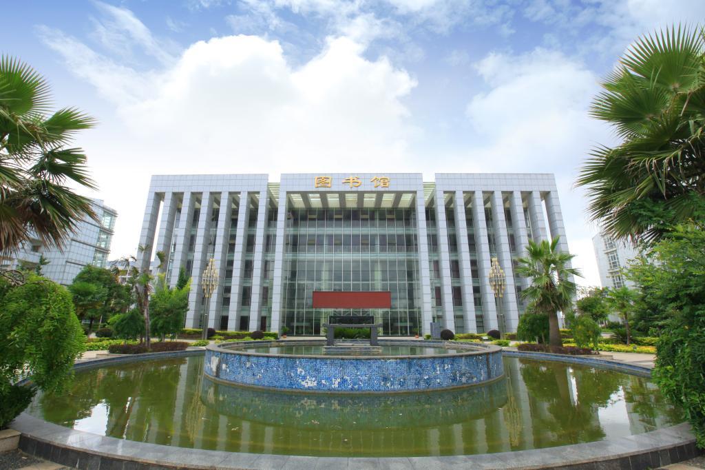 贵阳护理职业学院图书馆