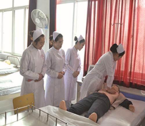 临床护理专业实训演练