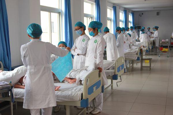 涉外护理专业实训