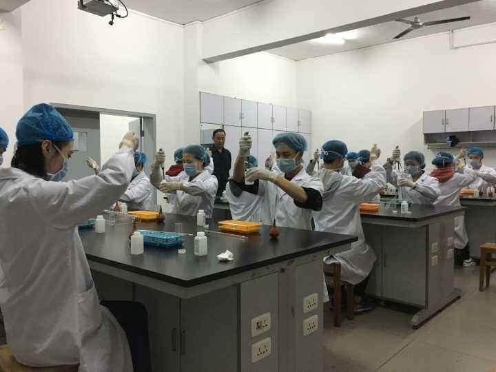 医学检验技术专业实验课程