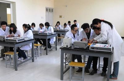 贵阳护理职业学院-医学影像技术实验课程